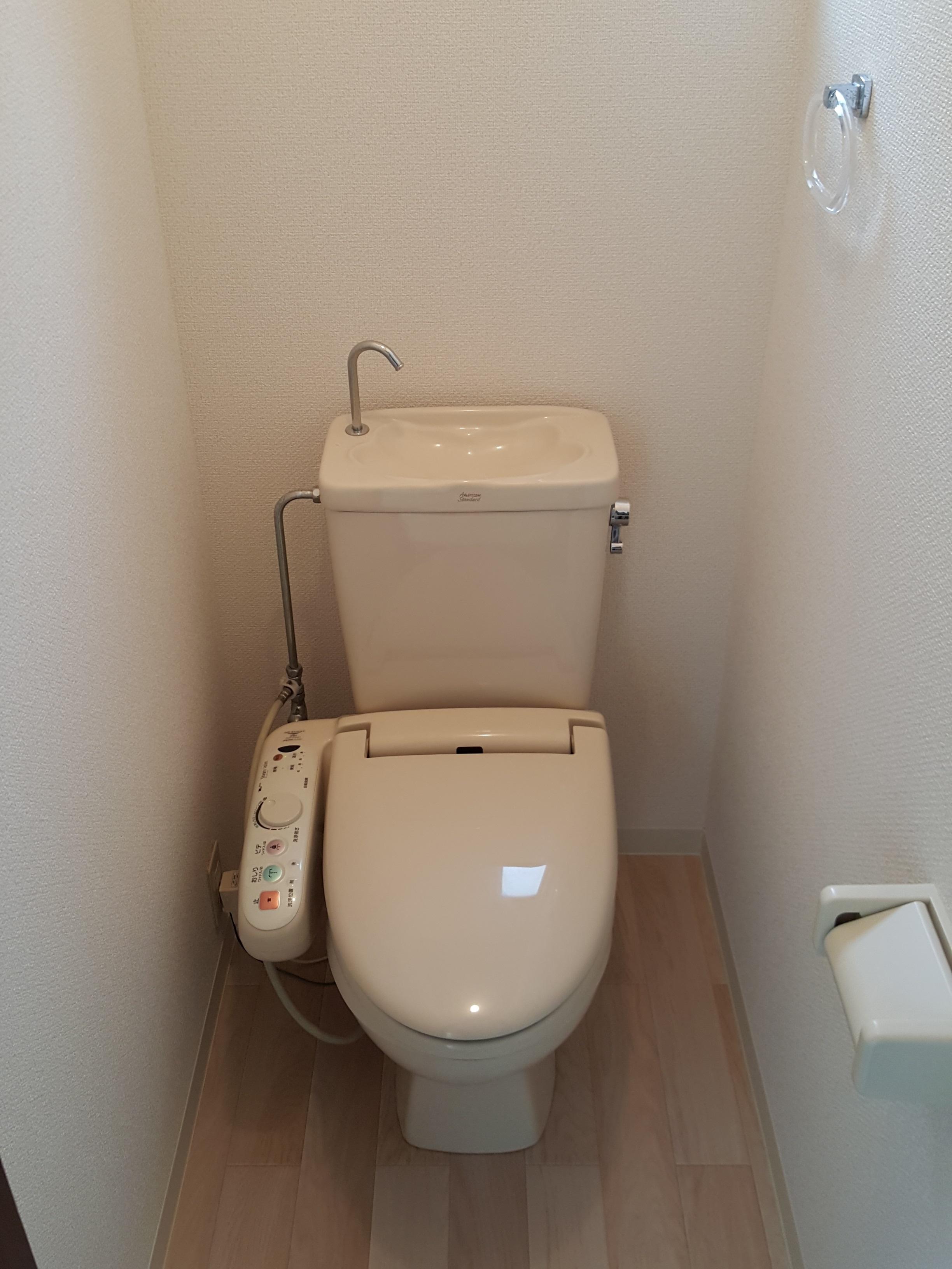 トイレ 伊奈町 賃貸