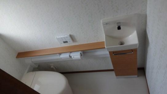 伊奈町I様邸トイレ交換工事