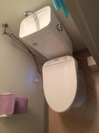 さいたま市大宮区スクエアライン㈱様トイレ交換工事