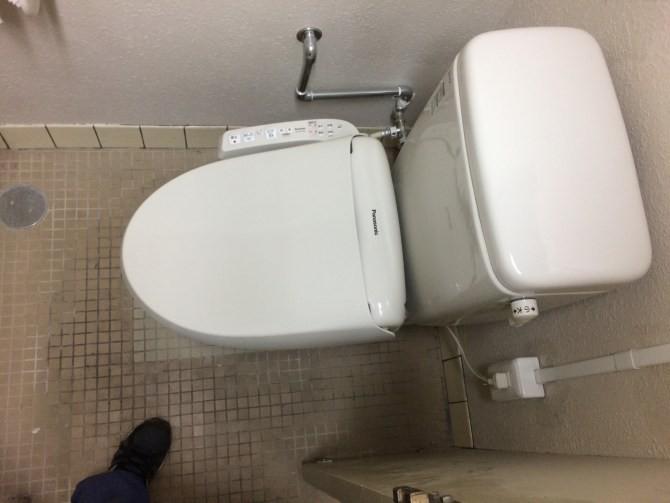 上尾市Y向上事務所様邸和式トイレから様式トイレリフォーム工事