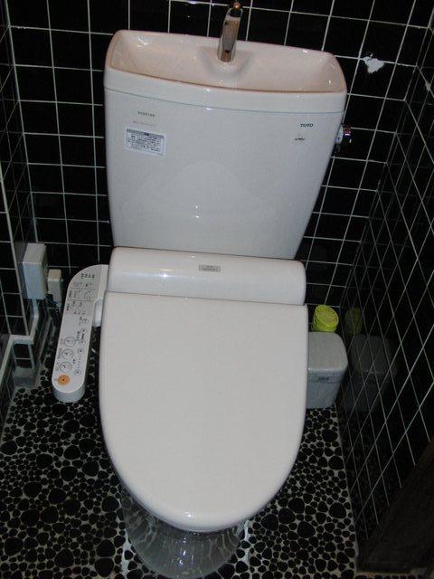 伊奈町T様邸トイレ交換工事