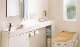 トイレ、洗面室の収納方法