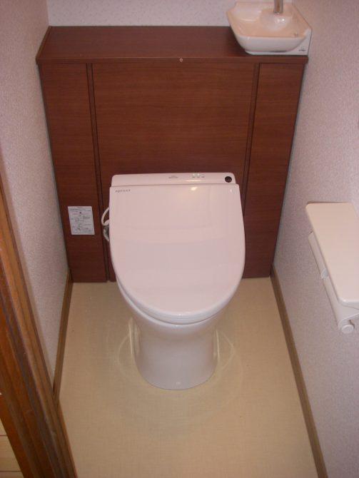 伊奈町S様邸トイレ交換工事