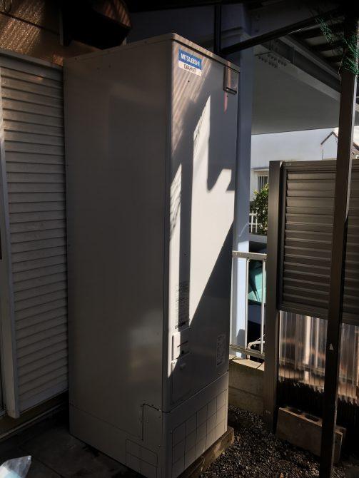 さいたま市S様邸電気温水器交換工事